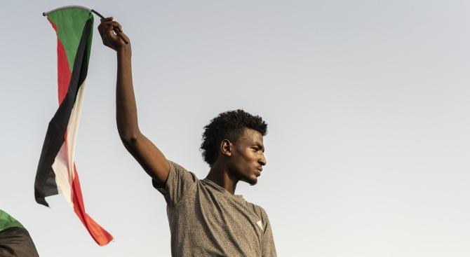 Военният съвет на Судан и опозицията подписаха политическо споразумение