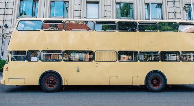 Мъж се опита да взриви белградски автобус с кутия