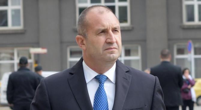 Румен Радев ще поздрави участниците в годишната среща на българските дипломатически представители