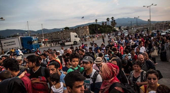 Атина е загрижена от увеличаването на броя на мигрантите