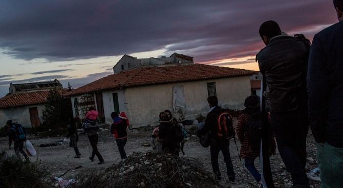 Откриха 224 нелегални мигранти в Сараево