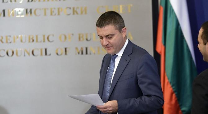 Владислав Горанов: За сигурността на системите в НАП са похарчени милиони