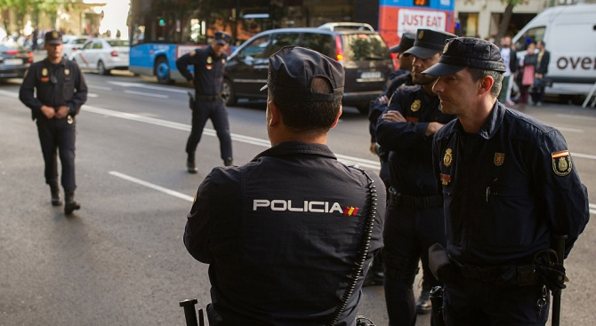 В Испания заловиха 19-годишен румънец, изнасилил своя 14-годишна сънародничка