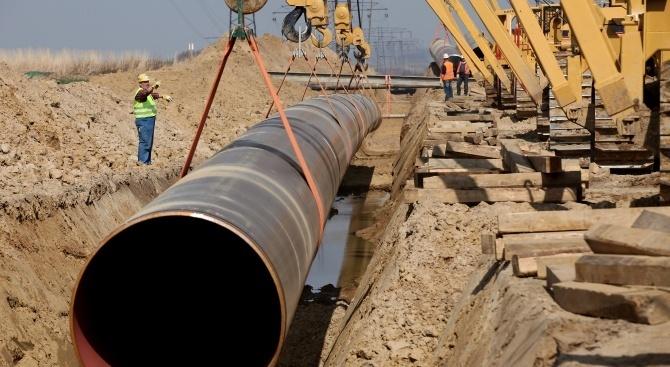 Риск за енергийната сигурност на България е високата степен на зависимост на страната от един доставчик на природен газ