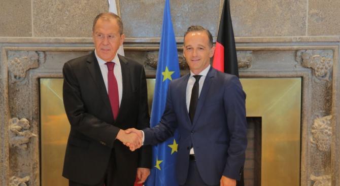 Русия призова Европа да изясни позицията си по иранското ядрено споразумение