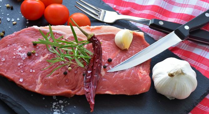 Какви са ползите от яденето на телешко месо