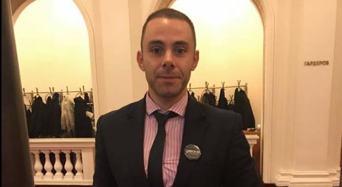 Александър Ненков бе избран за заместник-председател на ПГ на ГЕРБ