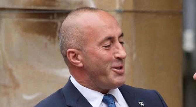 Премиерът на Косово Рамуш Харадинай подаде оставка
