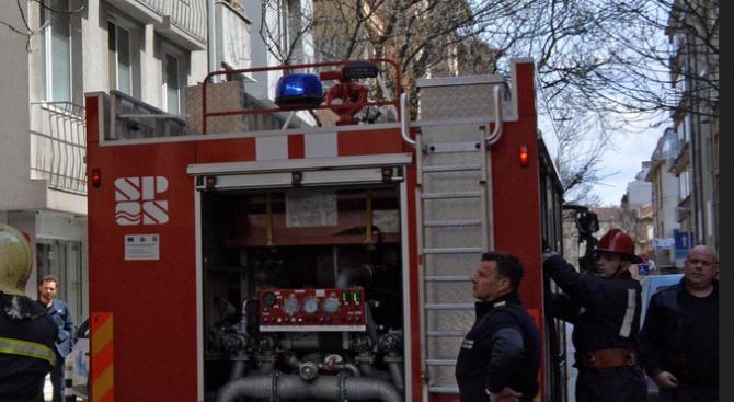 Николай Николов: Под 1% се очаква да бъде недокомплектът на българската пожарна към края на годината