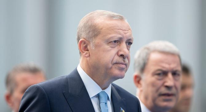 Ердоган: Ако е нужно, Турция ще направи същата крачка в Кипър като преди 45 години