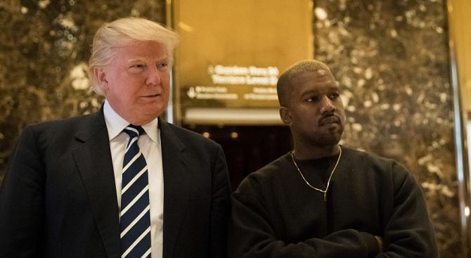 Тръмп говори с шведския премиер и Кание Уест за задържания рапър ASAP Rocky