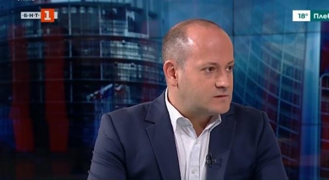 Радан Кънев: Не може да обещаеш всичко на всички