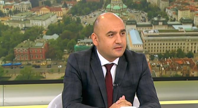 "Васил Грудев: Обществеността няма доверие към Фонд ""Земеделие"""