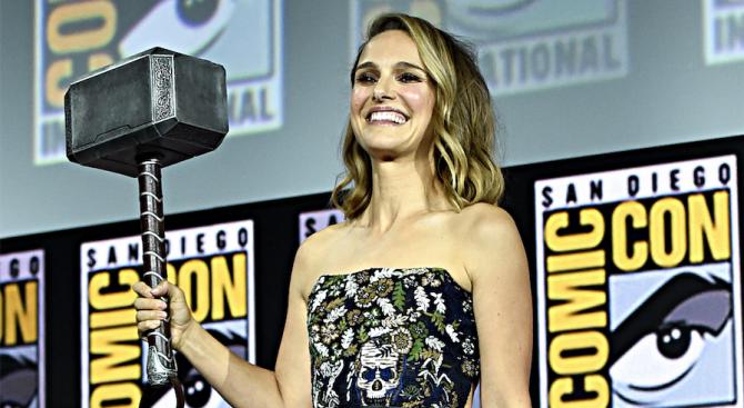 """Натали Портман ще бъде Тор в следващия филм от поредицата на """"Марвел"""""""