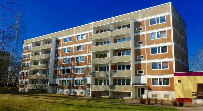В Добричка област средно едно жилище се обитава от 1.7 души