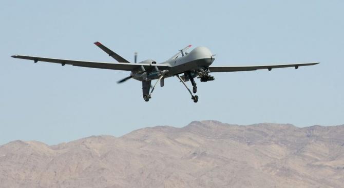 Техеран опровергаверсията на САЩ за свалени иранскидронове