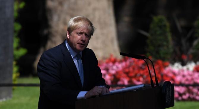Борис Джонсън обяви първите назначения в новото си правителство