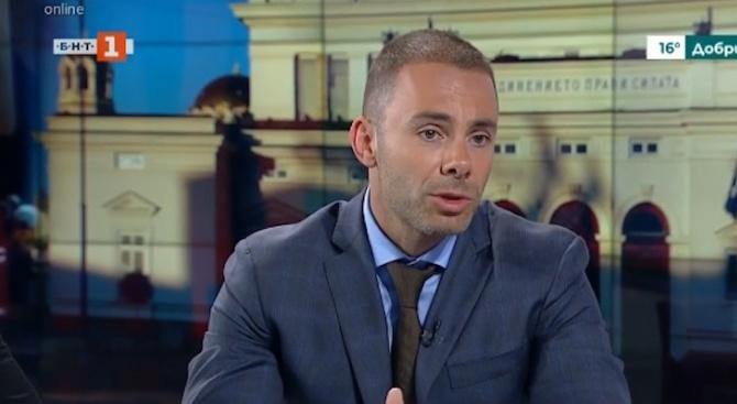 Александър Ненков: ГЕРБ винаги е била компромисна партия
