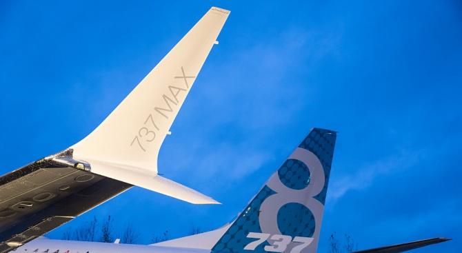 Боинг може да прекрати или намали производството на модела 737 Макс