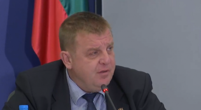 Каракачанов представи Концепцията за интеграция на циганите и заяви: Така повече не може да се продължава