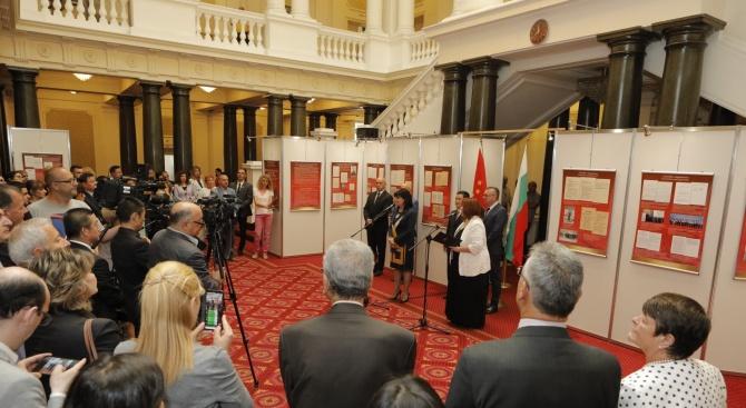 Във Варна ще гостува изложбата за 70-годишната история на дипломатическите отношения между България и Китай