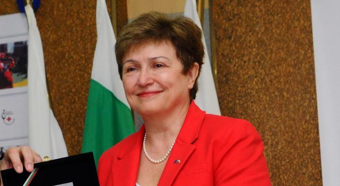 Държавите от Източна Европа в ЕС подкрепят кандидатурата на Кристалина Георгиева за шеф на МВФ