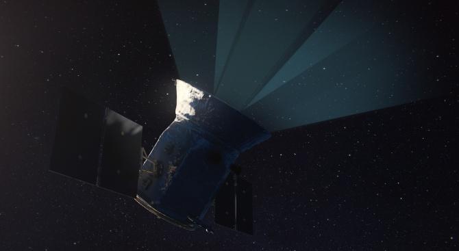 Спътникът ТЕСС на НАСА се насочва към северното небе