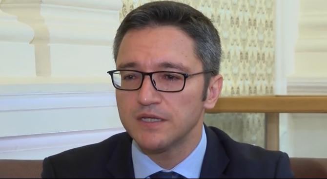 Кристиан Вигенин: Нямам личен избор за кандидат на кмет за София