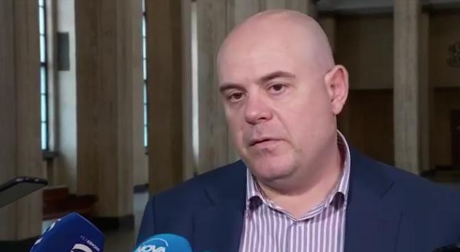 Иван Гешев: Не бягам от битки, длъжен съм да оправдая огромното доверие