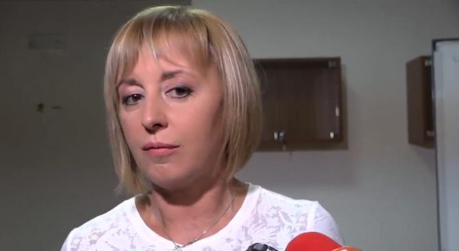 Мая Манолова разкри условията, при които би се кандидатирала за кмет на София