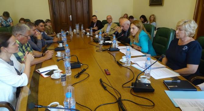 Вицепремиерът Николова се срещна с представители на ИТ сектора