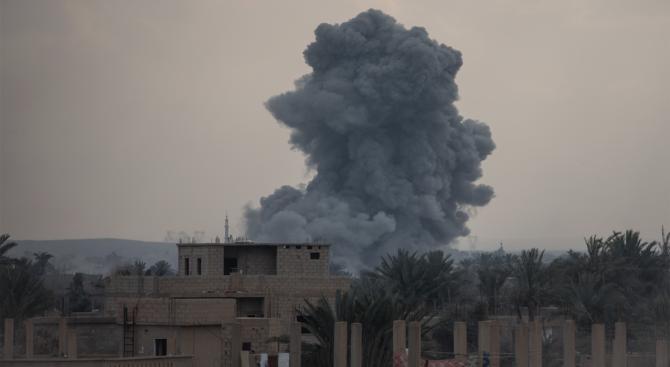 Правителствените сили завзеха стратегически селища в Северозападна Сирия