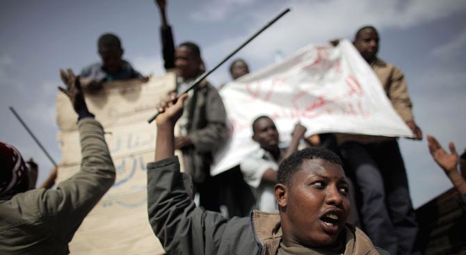 Петима души бяха убити при протест в Судан