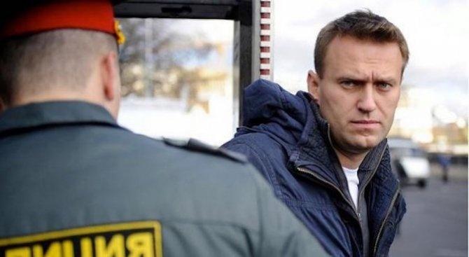 Руски съд отхвърли искане за предсрочно освобождаване на Алексей Навални