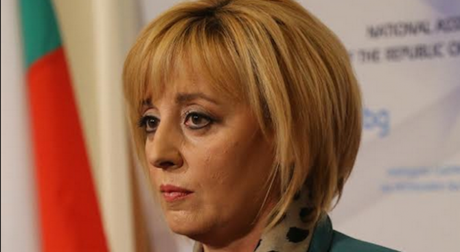 Мая Манолова внася в Народното събрание Закона за личния фалит