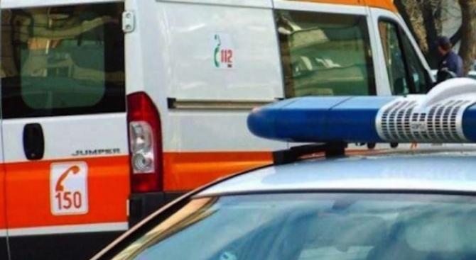 25-годишна жена скочи от четвъртия етаж след семеен скандал