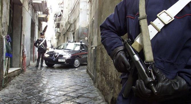 Арестуваха политици и полицай при операция на карабинерите срещу надрангета