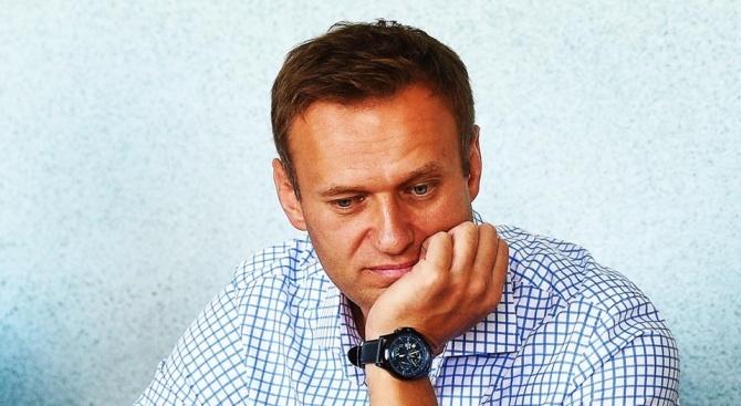 Няма следи от отрова в организма на Алексей Навални