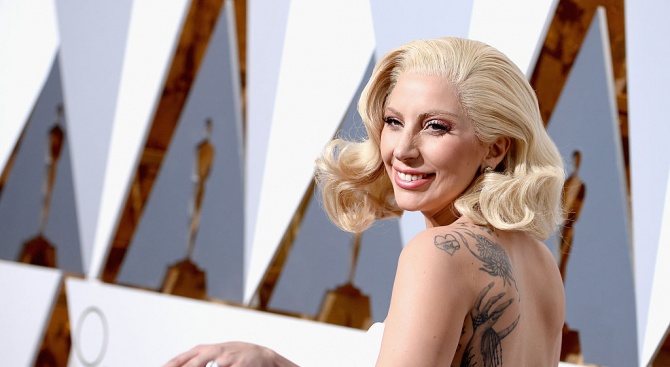 Лейди Гага се появи с ново гадже