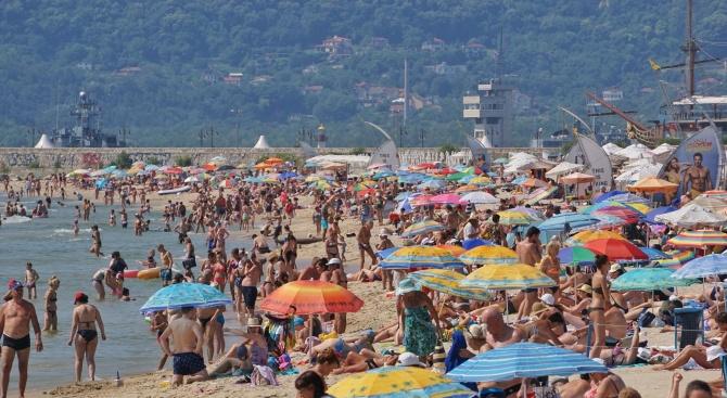 Колко струва сянката на плажа?