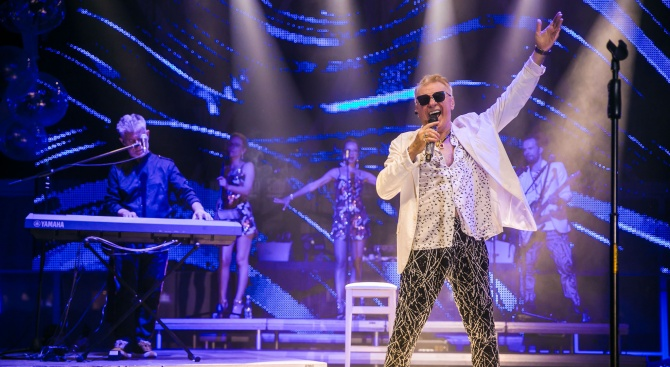 Васил Найденов: Винаги ще се връщам в Слънчев бряг!