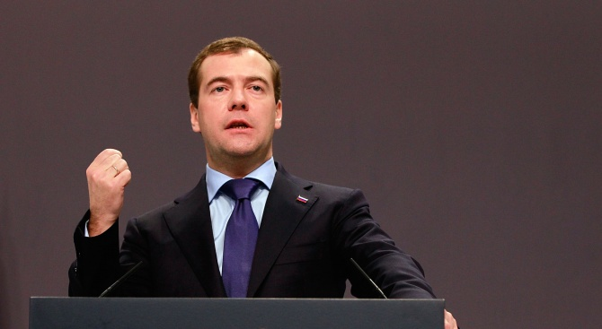 Дмитрий Медведев ядоса Токио с визита на оспорван остров