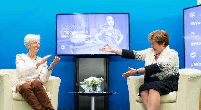 Кристалина Георгиева с първи думи след високата чест, която ѝ оказа ЕС