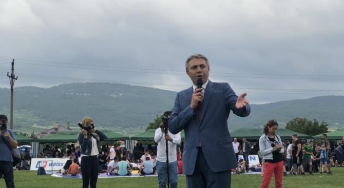 Мустафа Карадайъ: Вярвам, че заедно и единни ще продължим напред