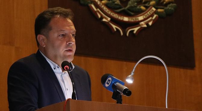 ГЕРБ - Велико Търново издигна Даниел Панов за трети кметски мандат