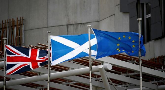 Проучване: Шотландия би искала да е независима