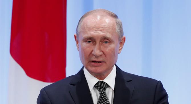 Путин: Русия ще разработва новиядрени оръжия, ако САЩправят същото
