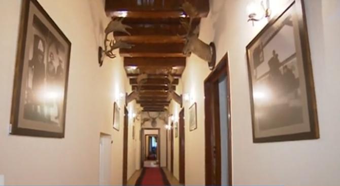 Дворецът в Кричим отвори врати за посетители
