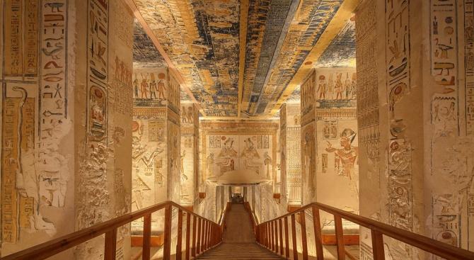 В Египет бяха открити следи от неизвестна древна цивилизация