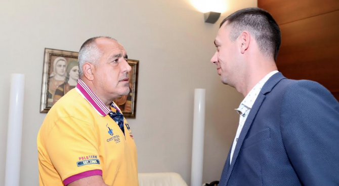"""Борисов разговаря с ръководството на  ПФК """"Арда"""" (Кърджали)"""